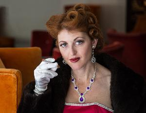 Hollywood Icon Returns In BETTE DAVIS AIN'T FOR SISSIES