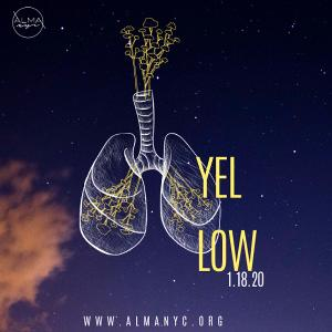ALMA NYC Announces New Production YELLOW