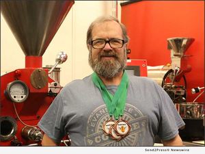 Indiana Coffee Roaster Brings Home Three Medals From World's Largest Roasting Competition