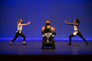 Celebrity Series of Boston Presents Abilities Dance Boston in Streaming Concert