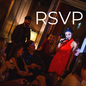 RSVP Returns To The Norwood On October 17