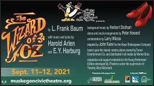 MCT Will Stage Special WIZARD OF OZ