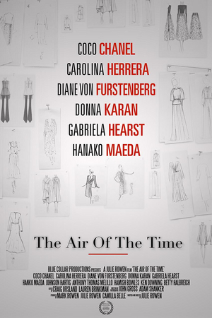 THE AIR OF THE TIME Documentary Enters In LA Femme International Film Festival