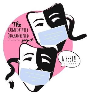 The COMFORTABLY QUARANTINED Project Announces Presentation Premiere Date