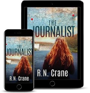 R.N. Crane Releases New Crime Mystery THE JOURNALIST