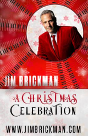 Jim Brickman's Christmas Celebration Will Embark on a National Tour