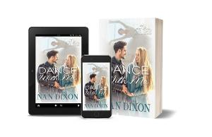 Nan Dixon Releases New Contemporary Romance DANCE WITH ME