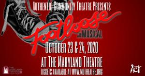 FOOTLOOSE Will Be First Show On A Major Stage In Western Maryland