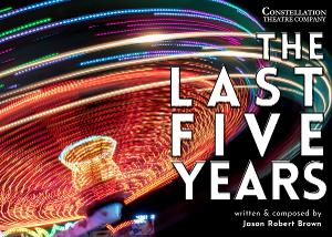 Constellation Theatre Company Presents THE LAST FIVE YEARS