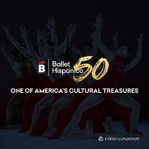 Ballet Hispánico Named One Of America's Cultural Treasures By Ford Foundation