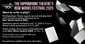 Hippodrome Theatre's New Works Festival Welcomes Play Submissions