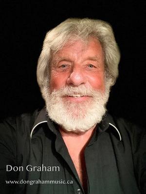 Don Graham Releases New Song 'Como Te Amo'