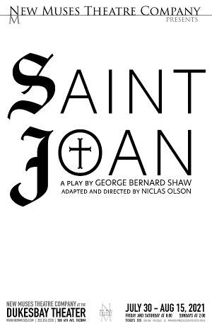 Casting Announced For New Muses' SAINT JOAN