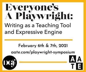 AATE and the Dramatist Guild Foundation Co-Host Playwrighting Symposium With David Henry Hwang