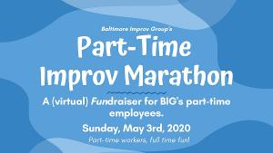 Nonprofit Baltimore Improv Group Launches May Fundraiser To Support Local Part-time Workforce