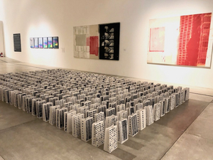 Etra Fine Art's Art Basel Exhibition Explores Cities As Symbols Of Sacrifices And Selfishness