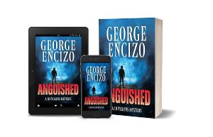 George Encizo Releases New Mystery Novel 'Anguished'