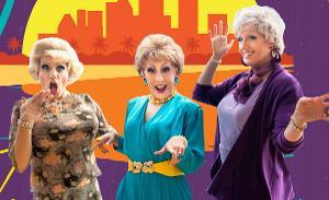 HOT FLASHBACKS! A GOLDEN GIRLS MUSICAL ADVENTURE Returns to Caveat Next Week
