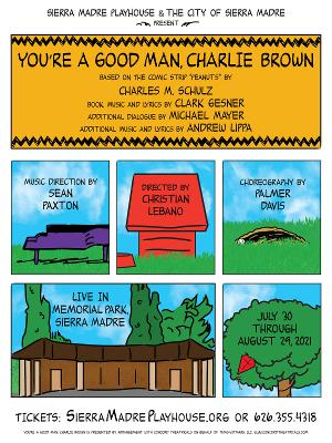 Cast Announced For YOU'RE A GOOD MAN CHARLIE BROWN Next Month at Sierra Madre Playhouse
