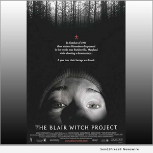 THE BLAIR WITCH PROJECT 20th Anniversary Screening Planned For Oct. 18 In Maryland