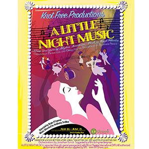 Complete Casting Announced For A LITTLE NIGHT MUSIC At Greenway Court Starring Daisy Eagan, Garrett Clayton & More