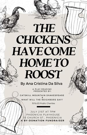 The Neighbors Announce Catskills Residency To Present THE CHICKENS HAVE COME HOME TO ROOST