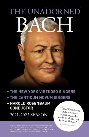 Maestro Harold Rosenbaum and The New York Virtuoso Singers Perform Bach Choral Selections, October 30