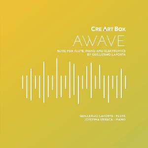 Flutist And Composer Guillermo Laporta Releases New Album AWAVE