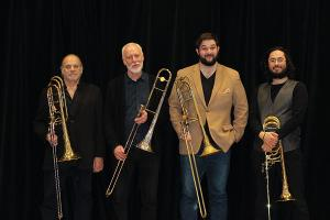 Composer Concordance to Present WORDS AND MUSIC Featuring So Wrong It's Right Trombone Quartet