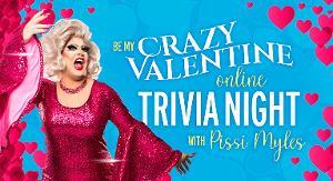 State Theatre New Jersey Presents BE MY CRAZY VALENTINE ONLINE TRIVIA NIGHT
