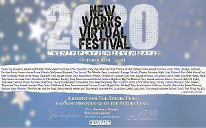 Tonya Pinkins, Judy Kuhn, Seth Rudetsky, Carmen Cusack and More to be Featured in THE NEW WORKS VIRTUAL FESTIVAL
