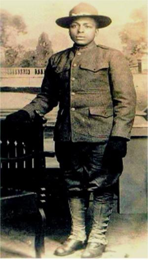 THE BUFFALO HERO OF WORLD WAR I Returns This Fall
