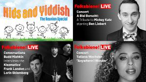 National Yiddish Theatre Folksbiene Presents FOLKSBIENE LIVE!: WELCOME TO OUR SUKE/SUKKAH