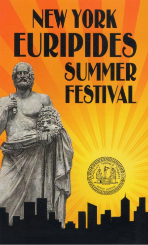 Euripides Summer Festival Returns to New York City