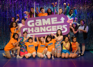 TADA! Youth Theater Presents GAME CHANGERS