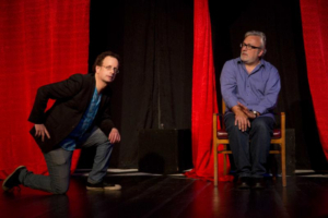 Kevin McDonald Performs At Unexpected Productions This Month