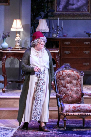 Miss Marple Hunts a Killer In Peninsula Players' A MURDER IS ANNOUNCED