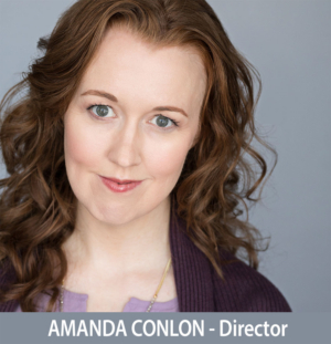 Director Amanda Conlon To Helm World Premiere Of THE SURVEILLANCE TRILOGY At Theatre 40