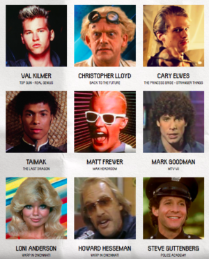 NostalgiaCon's '80s Pop Culture Convention Is The Cure For Nation's '80's Fever