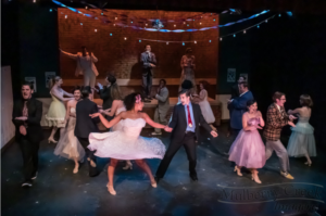 New London Barn Playhouse Presents GREASE