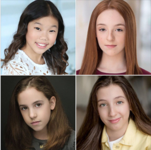 Casting Announced For the Role of Becky in U.S. Premiere Of A LITTLE PRINCESS