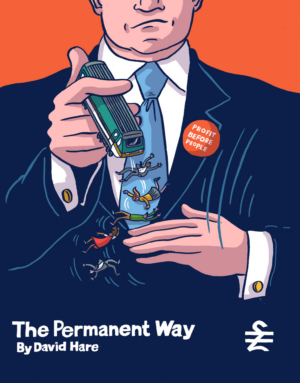 Casting Announced For THE PERMANENT WAY at The Vaults