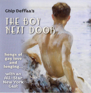 Chip Deffaa's THE BOY NEXT DOOR Cast Album Is Available Now