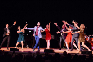 Town Hall Presents BROADWAY SINGS Free Concert At Bryant Park
