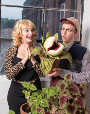 Cast & Creative Announced For LITTLE SHOP OF HORRORS At The Lyric Stage