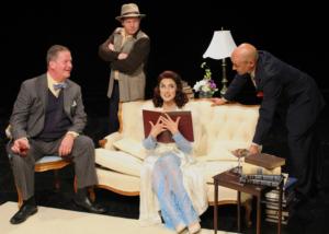 Cortland Repertory Theatre Presents BORN YESTERDAY