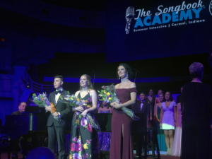 New York Teen Claims Top Honors In National Songbook Academy Finals