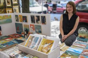Washington Square Outdoor Art Exhibit Presents 89th Annual Fall Showcase