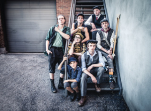 On Pitch Performing Arts Opens NEWSIES