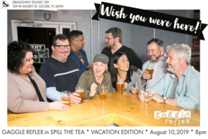 GAGGLE REFLEX Comes to Dragonfly Studios